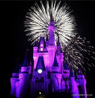 Cinderella's Castle at Disney World's Magic Kingdom