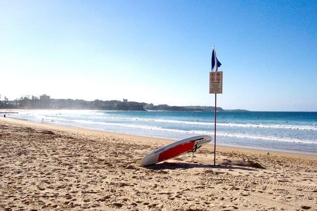 Manly Beach, australia itinerary 8 days