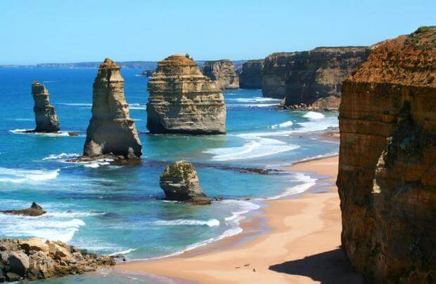 The Twelve Apostles on the Great Ocean Road, australia itinerary 8 days