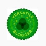 Versatile Blogger Award + 7 Fun Facts About Me