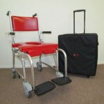 Go Anywhere Shower Chair: A Perfect Solution for Wheelchair Travelers