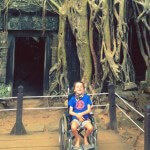 Inspiring Interview: A Wheelchair Can't Stop This 9 Year Old Traveler