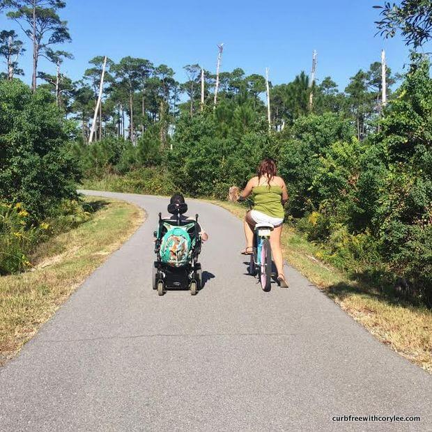 wheelchair accessible attractions gulf shores orange beach