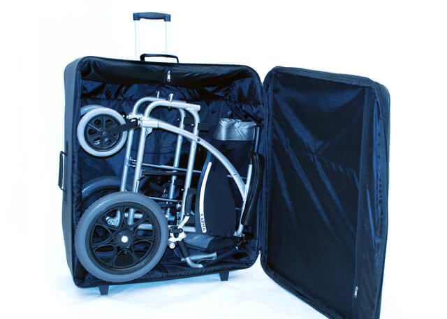 5 Products That Make Traveling As A Wheelchair User Easier