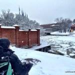 Accessible Winter Fun at Suomenlinna Sea Fortress in Helsinki