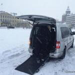 How to Get Around Helsinki, Finland in a Wheelchair