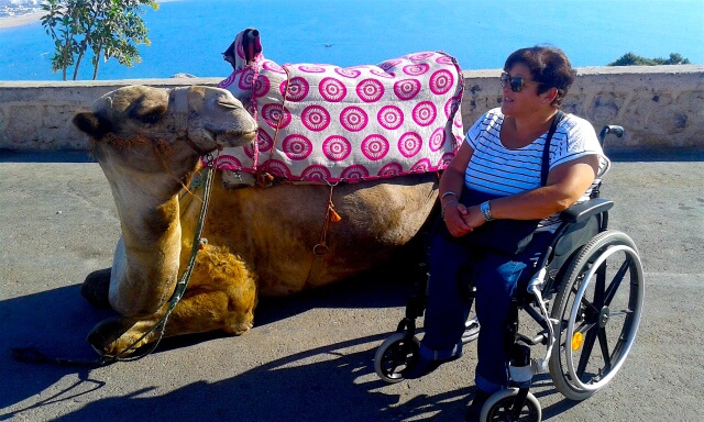 morocco wheelchair accessible group trip