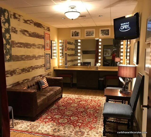 Stars & Stripes room