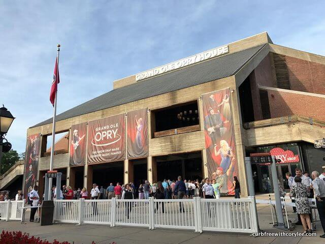 The Grand Ole Opry House