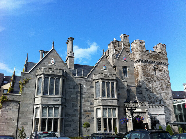 wheelchair accessible hotels in dublin ireland