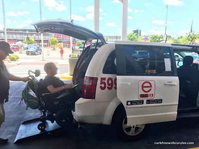 wheelchair transportation san antonio
