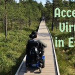 Trekking Through the Wheelchair Accessible Viru Bog in Estonia