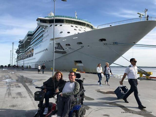 wheelchair accessible royal caribbean cruises