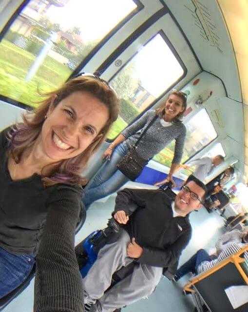 Enjoying Copenhagen's accessible transportation