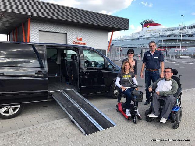 wheelchair accessible things to do tallinn estonia