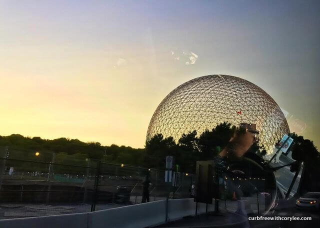 The environmental biosphere museum