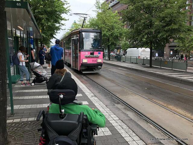 1 day in Helsinki wheelchair accessible