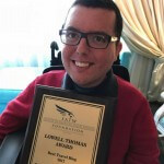 'Curb Free with Cory Lee' Wins Best Travel Blog Award
