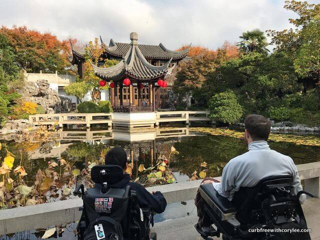 wheelchair accessible portland oregon things to do