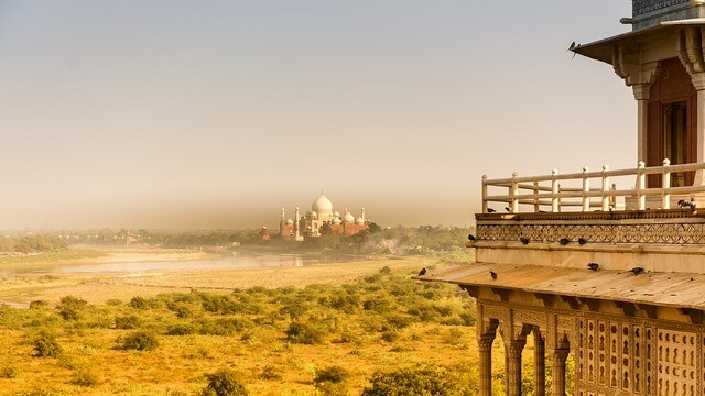Golden Triangle India Itinerary