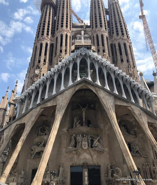 Barcelona wheelchair access guide, things to do in barcelona, barcelona tourist information, wheelchair accessible barcelona, barcelona travel guide