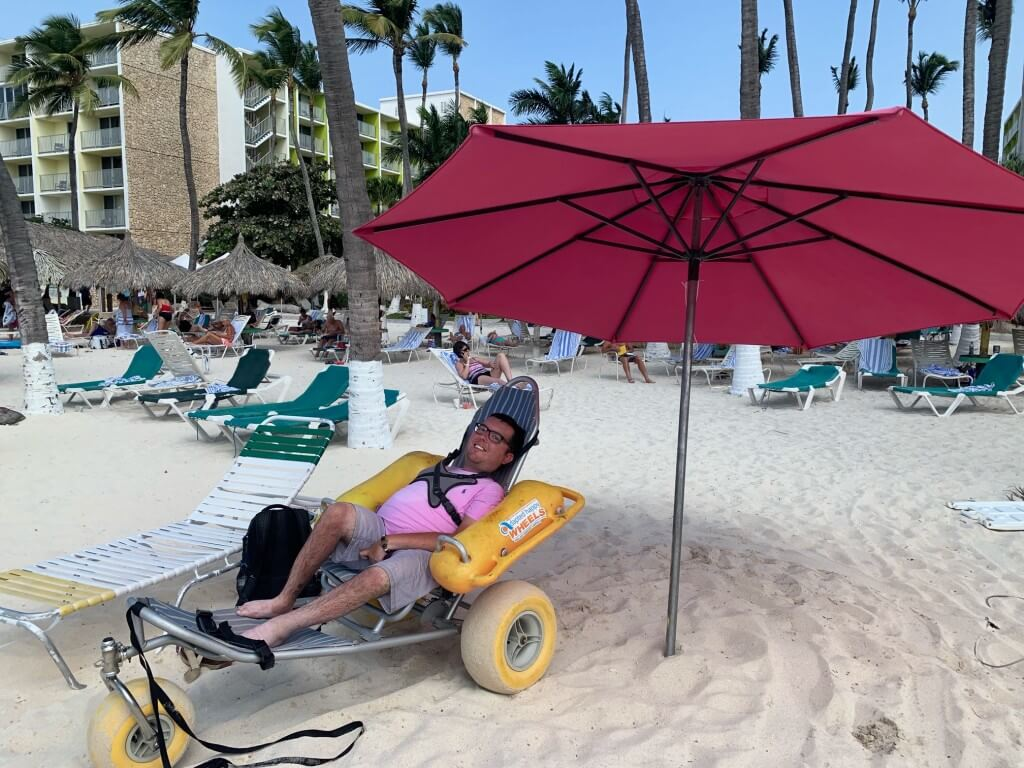 wheelchair accessible Aruba