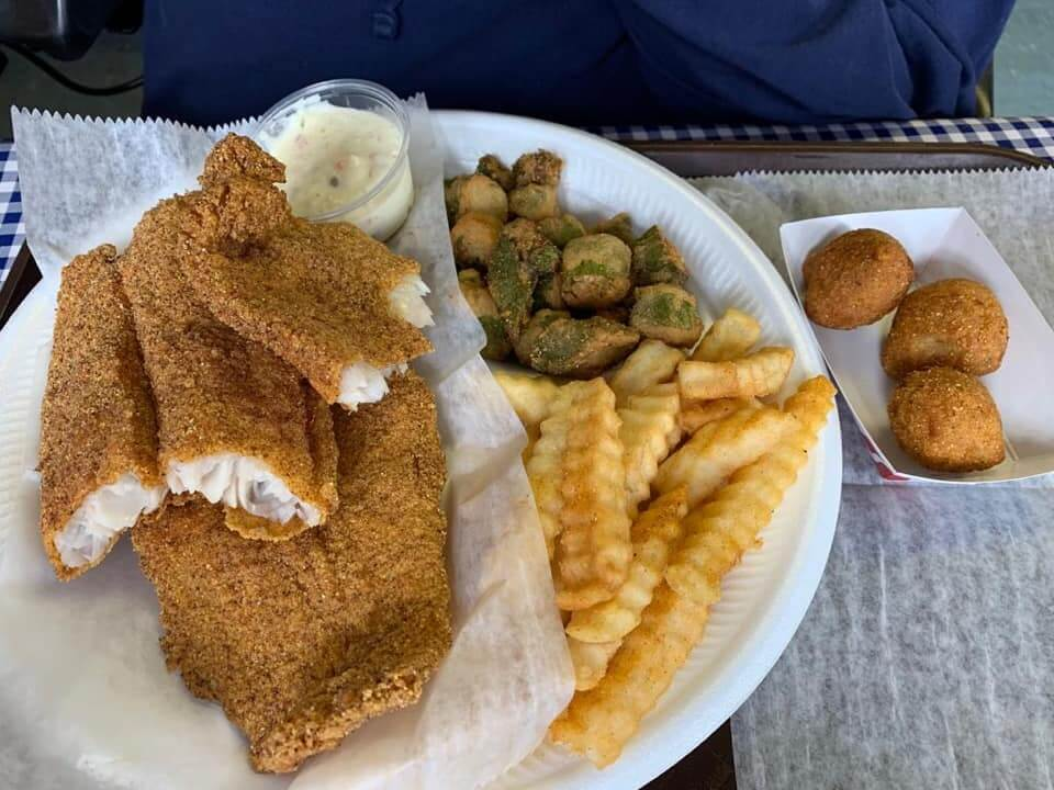 best places to eat in Chattanooga Tennessee