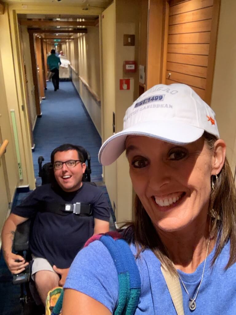 Carnival Horizon wheelchair accessible