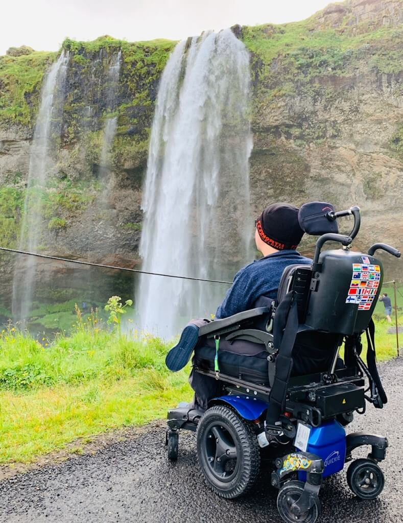 Places to Visit South Coast of Iceland, wheelchair accessible Iceland