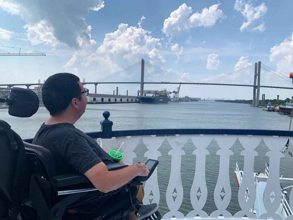 wheelchair accessible Savannah
