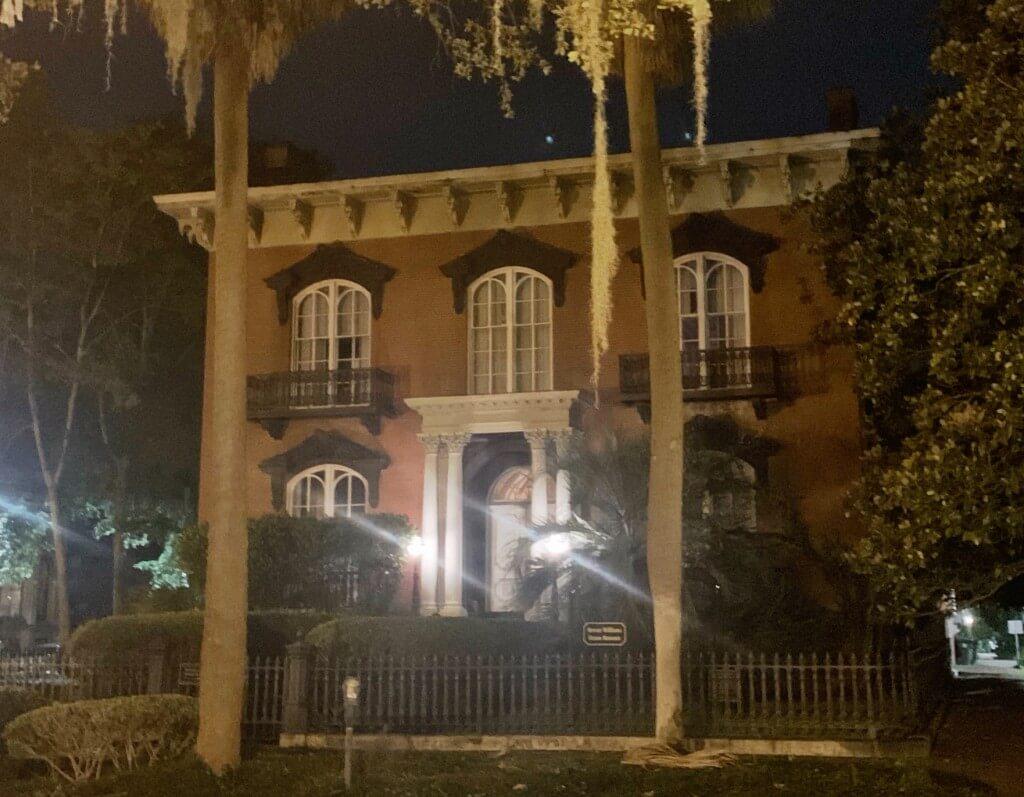 The Mercer House
