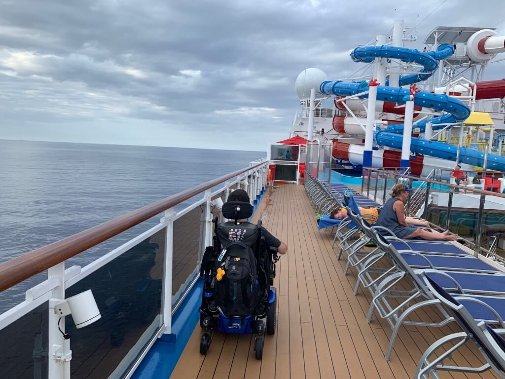 disabled cruises, wheelchair accessible cruises